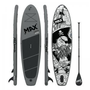 Max Pirate silver
